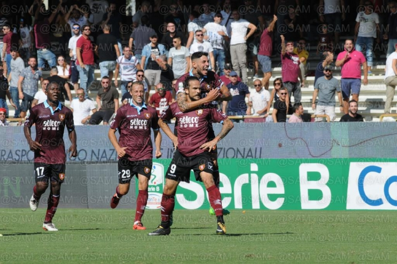 Salernitana-Spezia 2017-2018