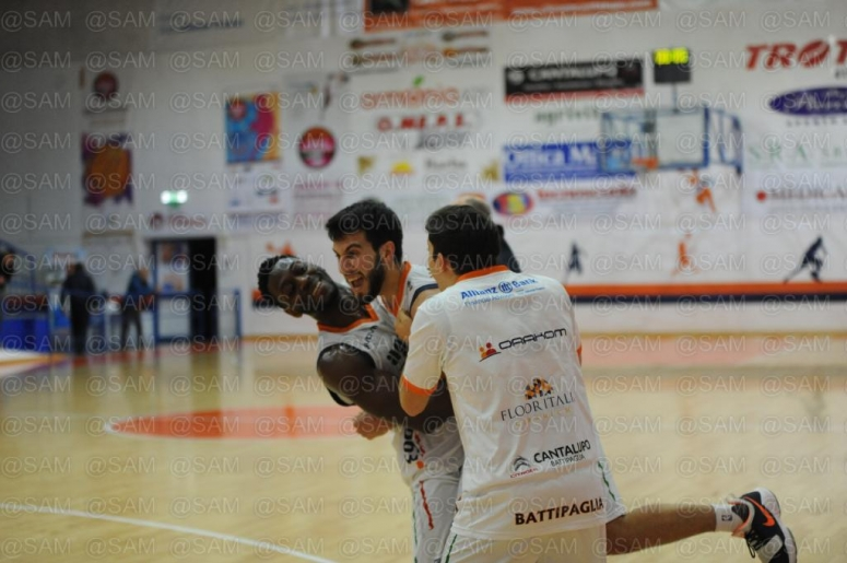 PB63 Battipaglia-Catanzaro Basket Planet 2017-2018