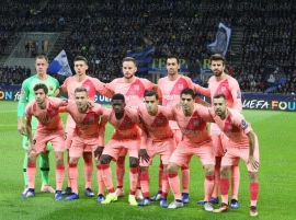 Inter-Barcellona Champions League 2018-2019