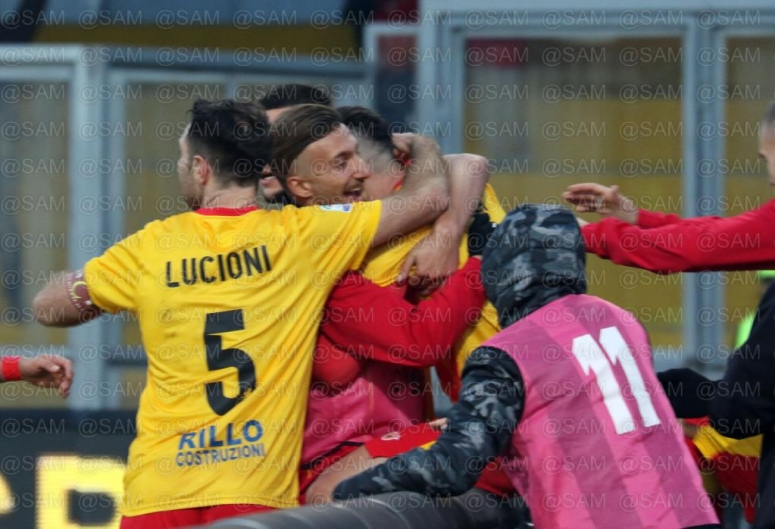 Benevento-Chievo 2017-2018