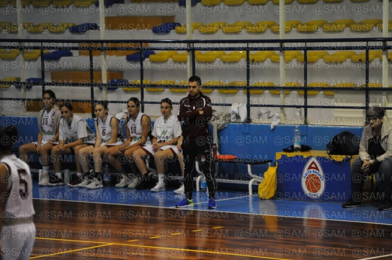 Salerno Basket-Scafati B under 20 2018-2019