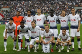 Inter-Tottenham Champions League 2018-2019