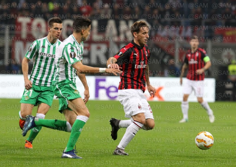 Milan-Betis Europa League 2018-2019