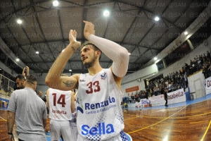 Virtus Arechi Salerno-Teate Chieti playoff gara 3 2018-2019