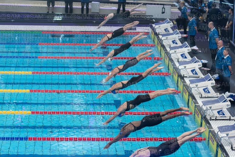 International Swimming League Napoli 2019