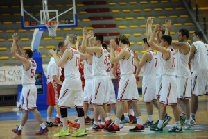 Russia-Polonia Eurobasket Under 20 2015