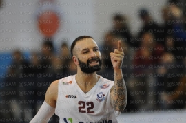 Virtus Arechi Salerno-Senigallia play-off gara 1 2018-2019