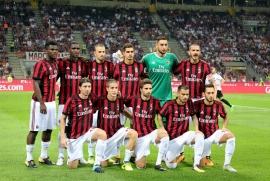 Milan-Shkendija Europa League 2017-2018
